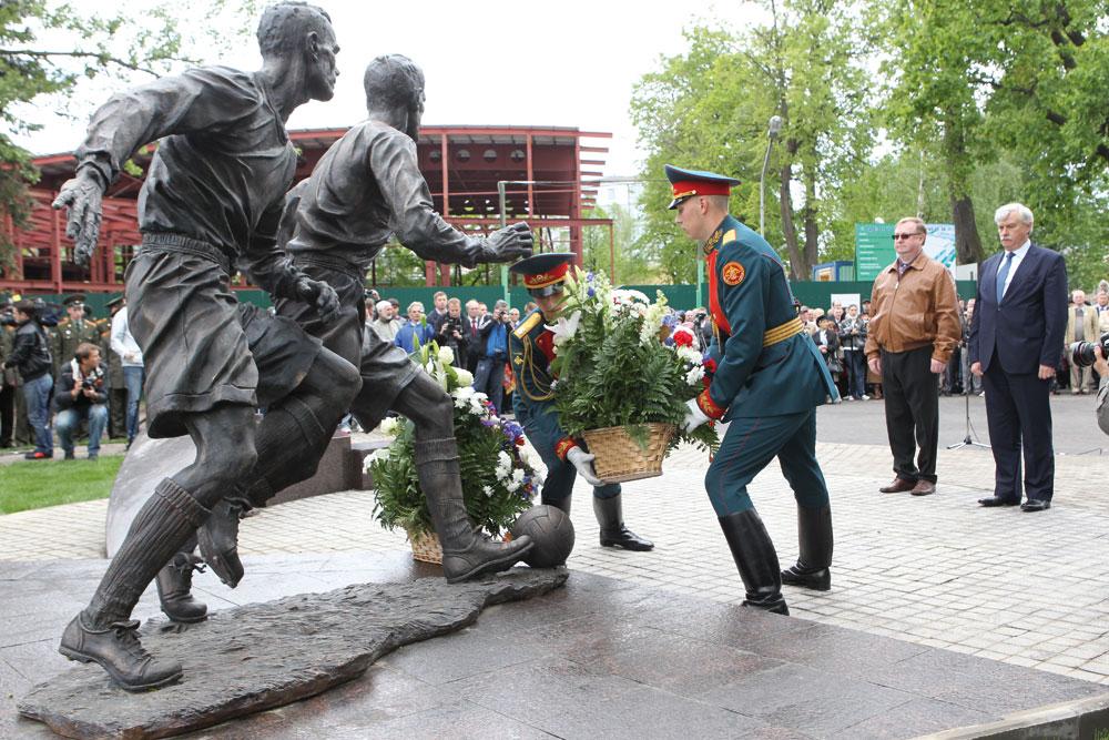 Великая Отечественная война: детали. Футбол в блокадном городе