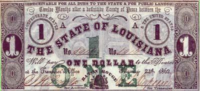 Доллар из Луизина
