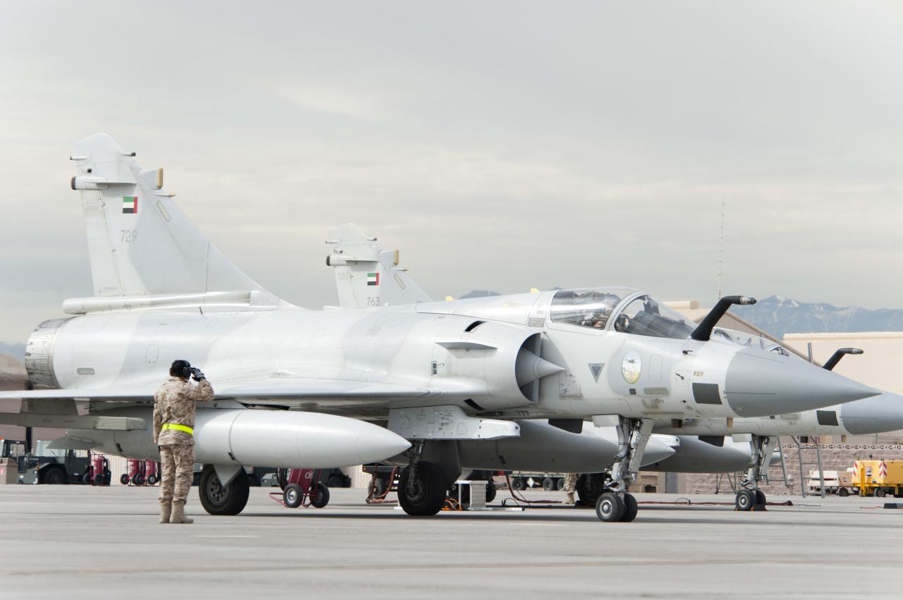 Объединенные Арабские Эмираты модернизируют парк боевых самолетов своих ВВС