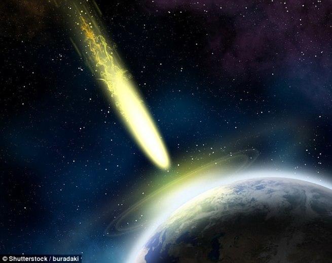 13 тысяч лет назад комета убила сотни людей и дала толчок зарождению первых цивилизаций