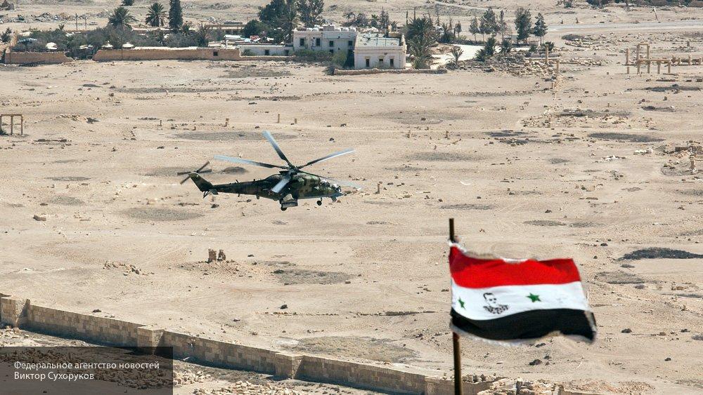 Сводка, Сирия: САА при активной поддержке ВКС РФ заняла важную позицию в Дейр эз-Зоре