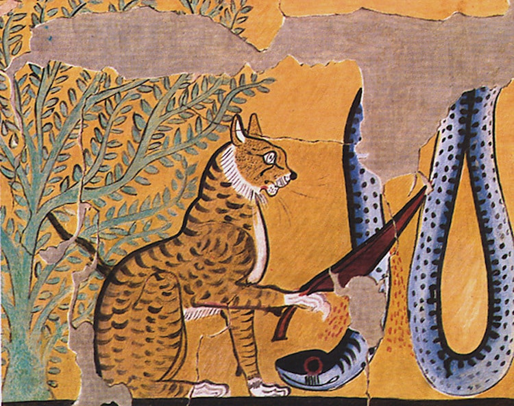 a look at art of the ancient egypt