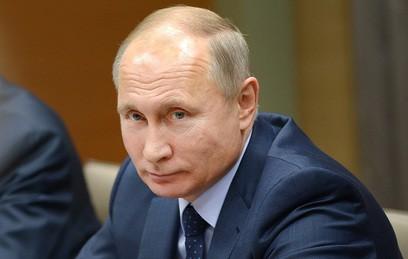 Владимир Путин зарегистрирован кандидатом в президенты