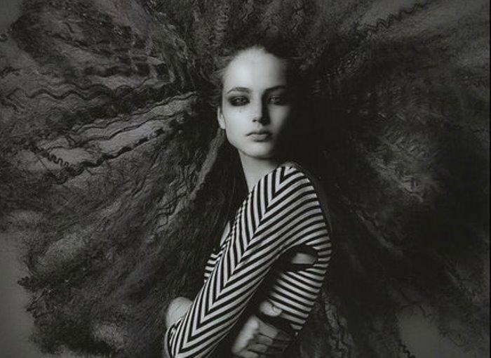 Известная модель, которая ушла из жизни на пике своей популярности | Фото: persona.rin.ru