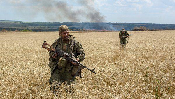 ТОП Сводка боевых действий от сил Сопротивления на 11:00 мск 27 августа 2014