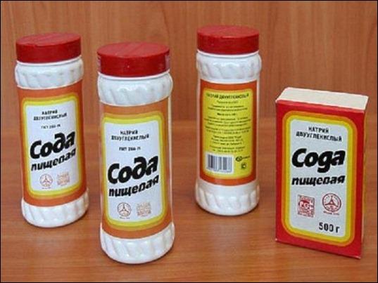 ПАМЯТКА. 15 вариантов применения соды