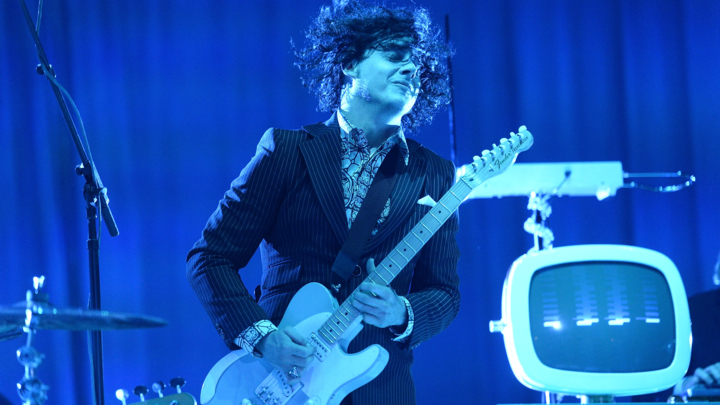 Jack White To Release Bonnaroo Set On Vinyl & DVD
