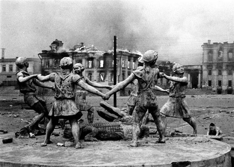 Пожар в Сталинграде 23 августа 1942 года: самый страшный в русской истории