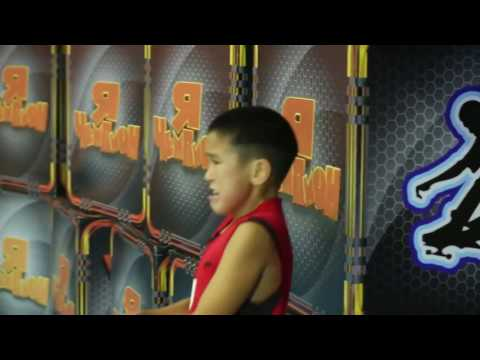 Школьник из Казахстана показал что такое воля к победе. Я всеми силами помогала ему сквозь экран!