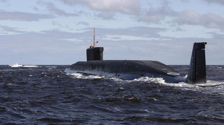 Российские субмарины напугали эскадру НАТО в Средиземном море