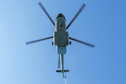 Вертолет Тихоокеанского флота впервые пролетел девять тысяч километров