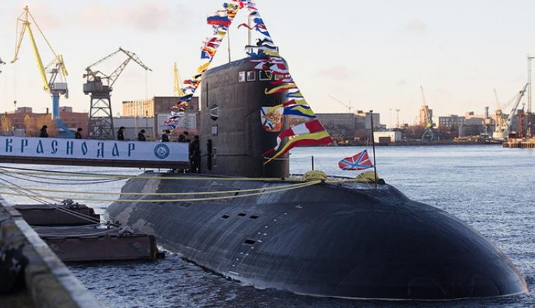 «Черная дыра»: три месяца весь флот НАТО за одной русской подлодкой гонялся