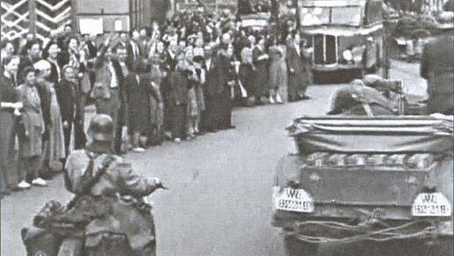 Латвия отказалась считать себя участницей Второй мировой войны