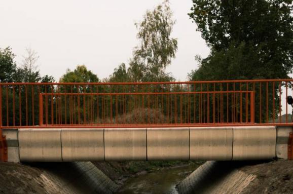 В Нидерландах на 3D-принтере распечатали мост