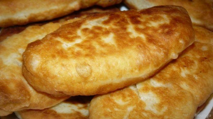 Самые вкусные жареные пирожки с картошкой