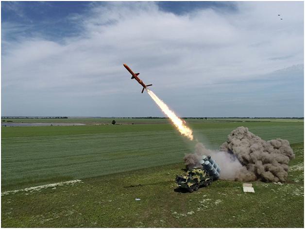 На Украине представили ракет…