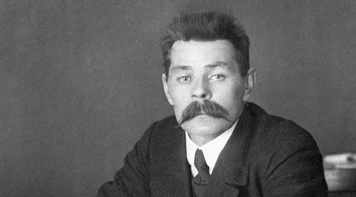 Революционные анекдоты от М. Горького