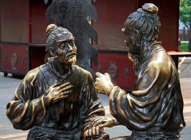Скульптура Китая