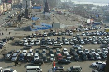 Платные парковки во Владивостоке суд признал незаконными