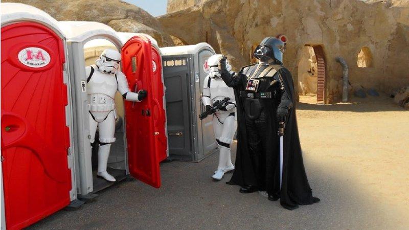 Туалетные войны