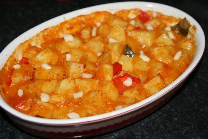 Волшебный Запеченный картофель – блюдо, которое радует всех. Быстро и очень вкусно.