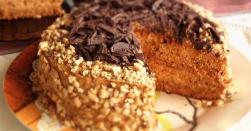 Торт «Мужской Идеал».