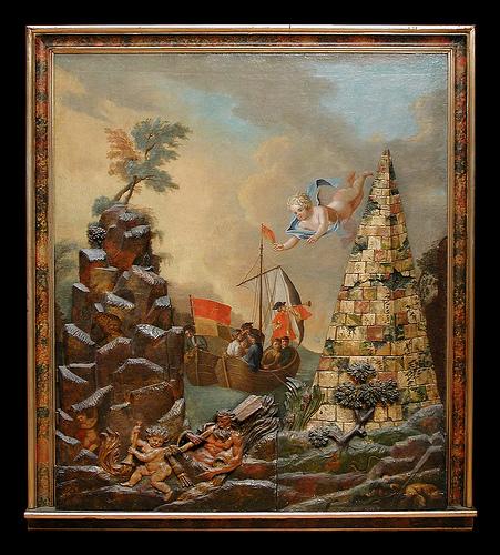 Резные картины Габсбургов