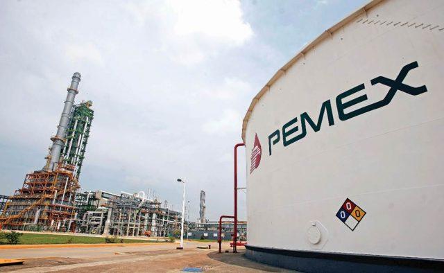 Добыча Pemex продолжает неук…