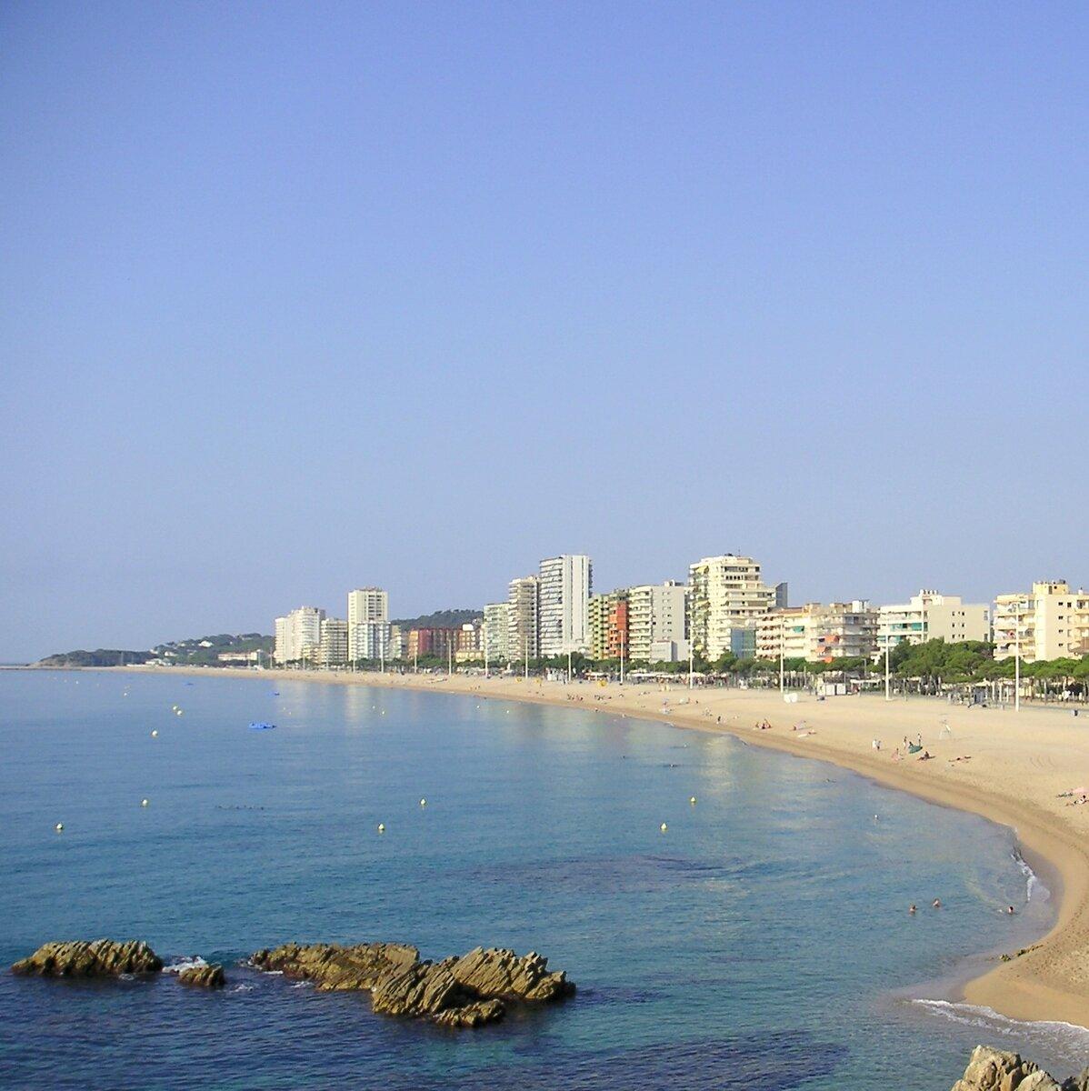 Северо-Восточная Испания (Коста-Брава) летом (август). Все фото автора.