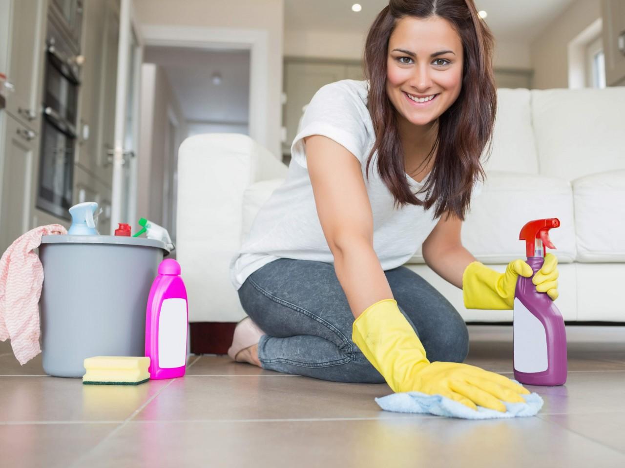 Правила выполнения генеральной уборки в доме