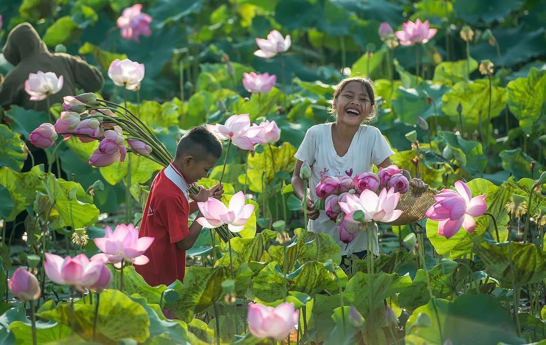 Непостижимая и фантастически красивая Азия на фото