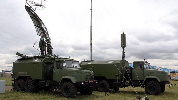 Израиль купил у Украины разведкомплекс «Кольчуга-М» — Defence Blog