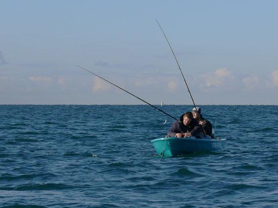 Выход в море на катере регистрация
