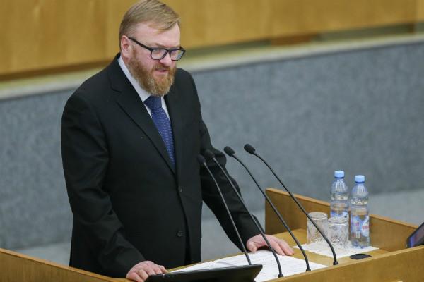Милонов предложил ввести ограничение по времени пользования Instagram