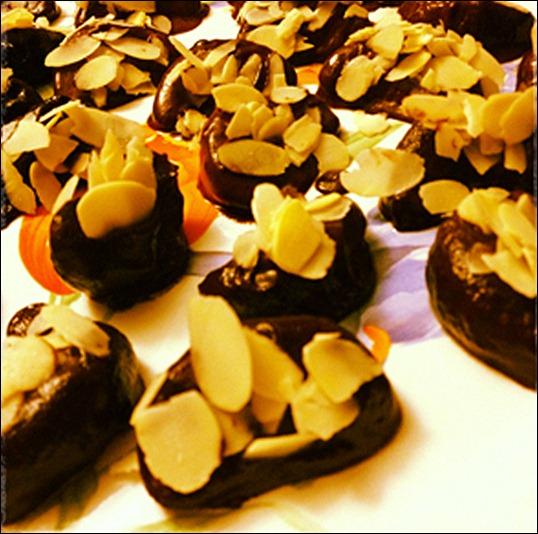 Следящим за фигурой: Полезные конфеты