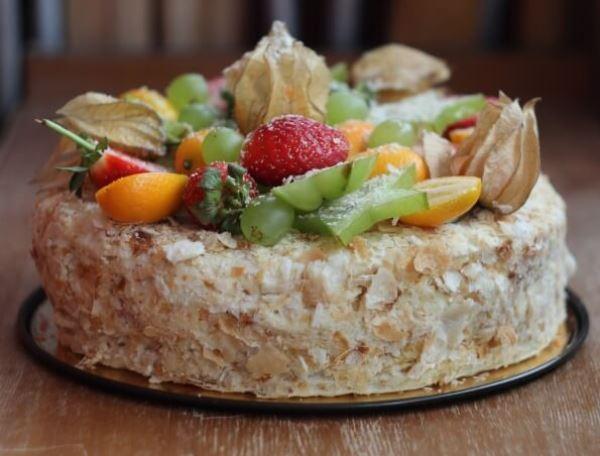 3 рецепта крема для торта «Наполеон»