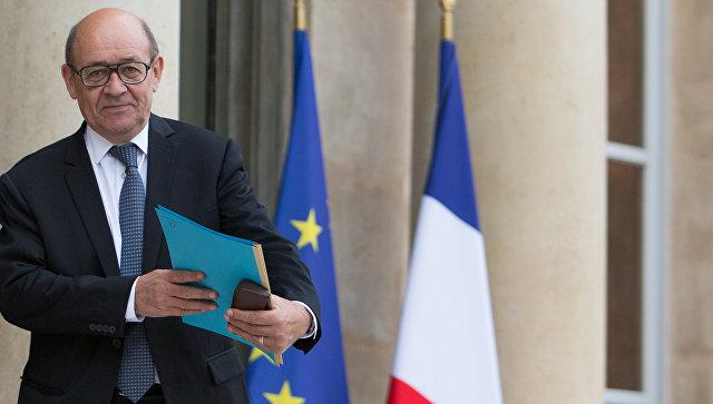 Франция обвинила Россию в присвоении победы над ИГ