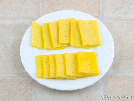 Запеченный лук с мясной начинкой — 10 шаг
