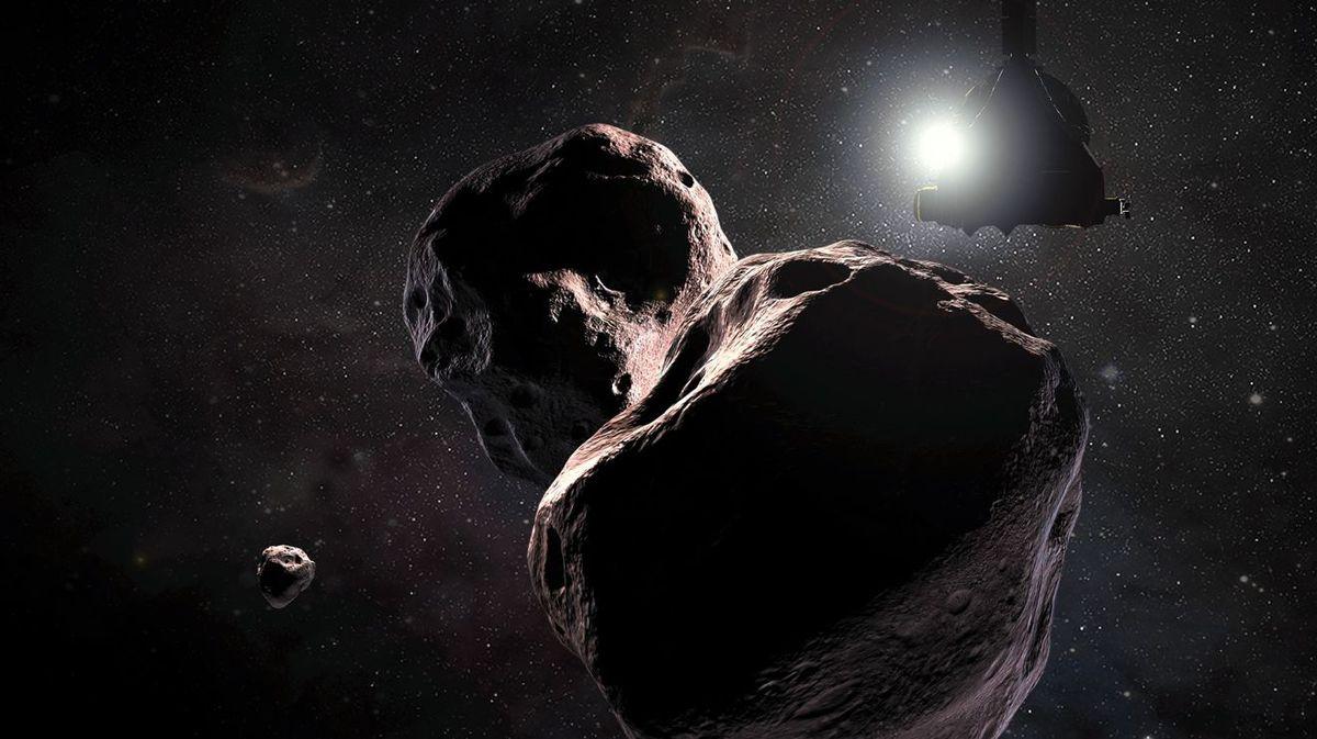 Найден астероид, который никогда не теряет свою яркость