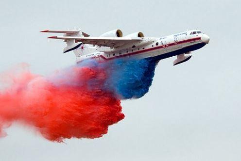 Санкции мешают Калифорнии закупить российские Бе-200 для тушения пожаров