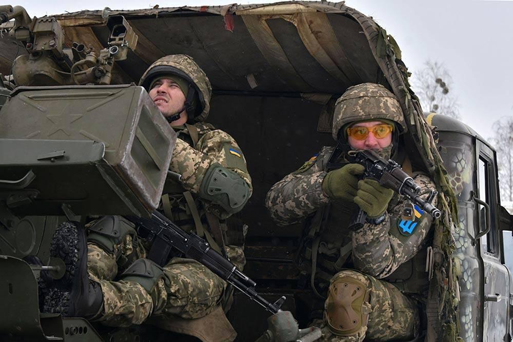 Невыгодные для Киева переговоры в Минске при выгодном обострении в Донбассе