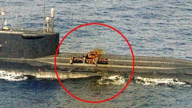 капитан подводной лодки игорь
