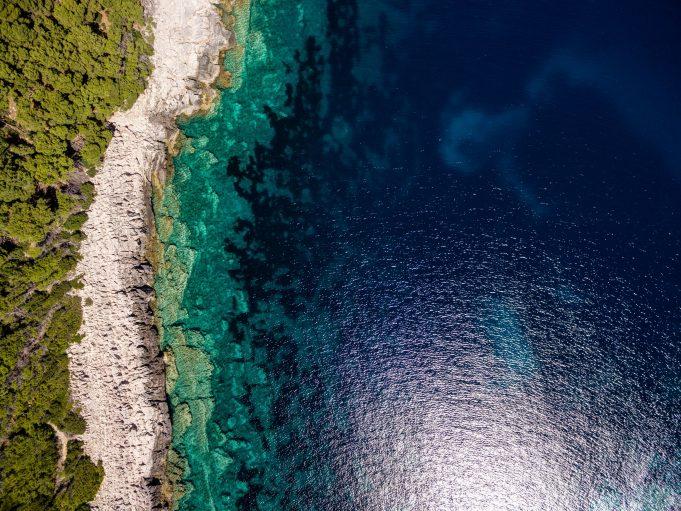 Красота хорватских островов в фотографиях