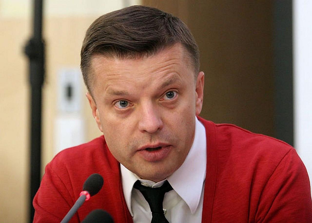 Леонид Парфенов назвал русский и украинский народы «сиамскими близнецами»