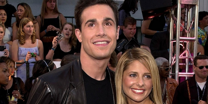 Freddie Prinze Jr. and Sarah Michelle Prinze (Gellar)
