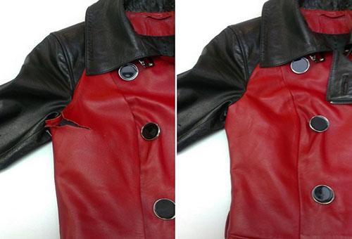 2 способа самостоятельно заклеить кожаную куртку в домашних условиях