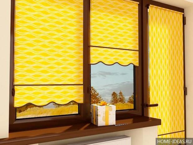 Рулонные шторы на пластиковые окна: без сверления Леруа Мерлен, своими руками пошагово