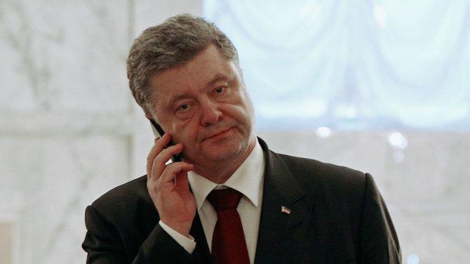 Украина должна обойтись без «атаманщины и хаоса» — Порошенко