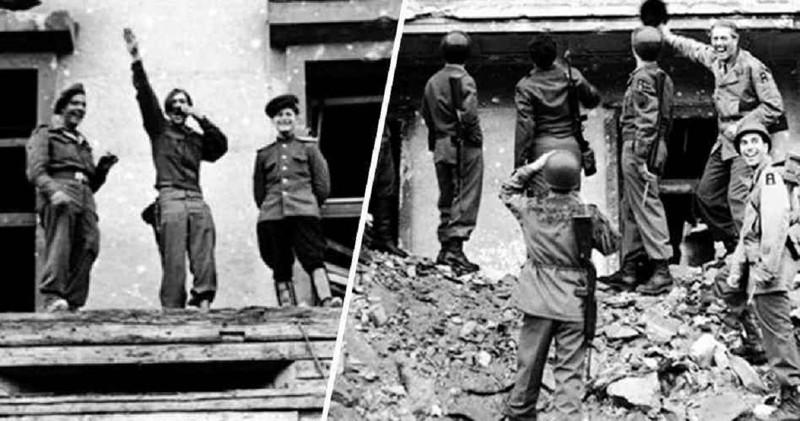 Эти фото, рассказывающие о последних днях Второй мировой, трудно забыть