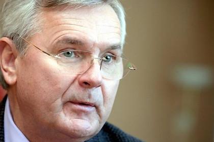 LENTA.RU: Бывший руководитель МИД Латвии поддержал лозунг «Крым наш»